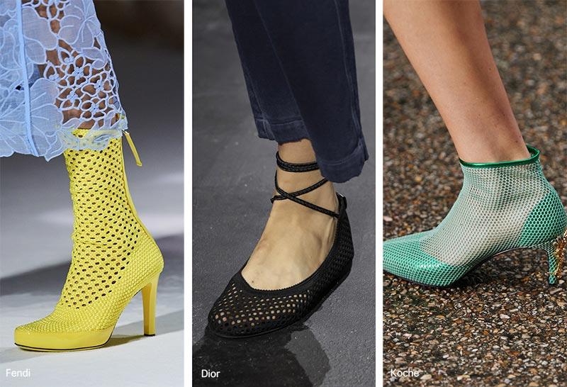 Xu hướng giày Xuân/Hè 2021: độc đáo với giày đế gấp, sneaker lai - 9