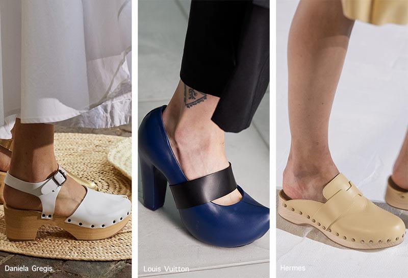Xu hướng giày Xuân/Hè 2021: độc đáo với giày đế gấp, sneaker lai - 5