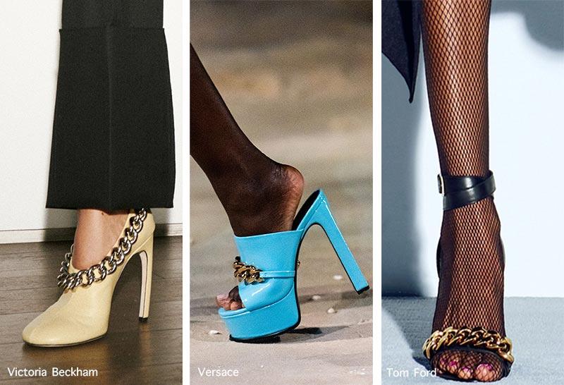 Xu hướng giày Xuân/Hè 2021: độc đáo với giày đế gấp, sneaker lai - 2