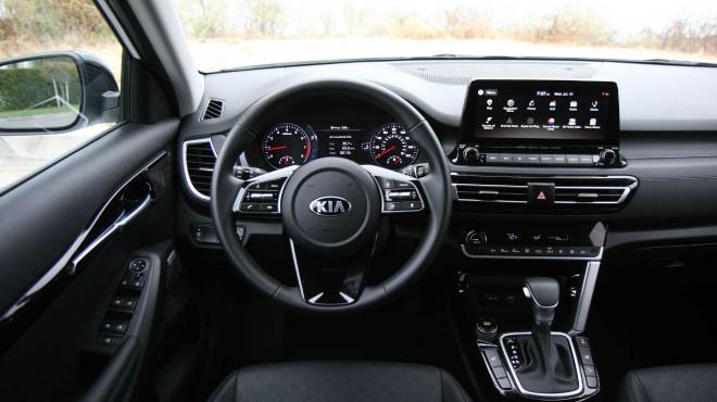 Đánh giá ưu nhược điểm của 2021 Kia Seltos SX Turbo - 3