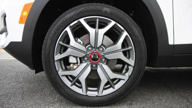 Đánh giá ưu nhược điểm của 2021 Kia Seltos SX Turbo - 9