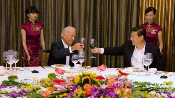 """Ông Biden và ông Tập Cận Bình không còn là """"bạn cũ"""" như 9 năm về trước - 3"""