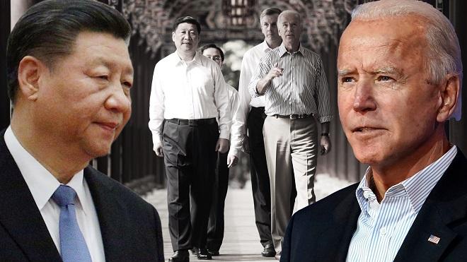 """Ông Biden và ông Tập Cận Bình không còn là """"bạn cũ"""" như 9 năm về trước - 1"""