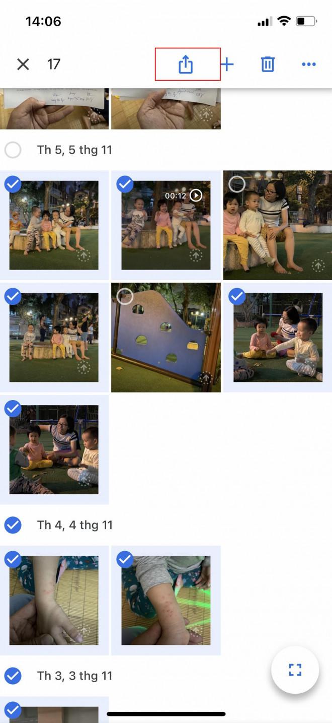 Hướng dẫn tải toàn bộ ảnh từ Google photo về máy tính - 5
