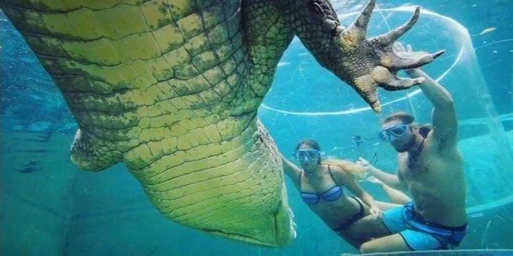 Những tour du lịch nguy hiểm nhất thế giới vẫn cuốn hút hàng triệu du khách - hình ảnh 6