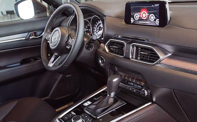 Giá xe Mazda CX-8 lăn bánh tháng 11/2020, tặng phụ kiện 35 triệu đồng - 8