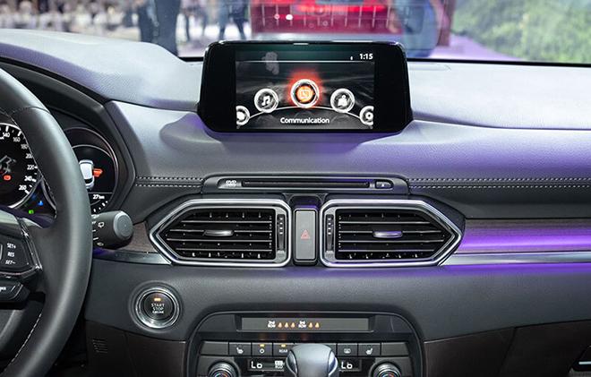 Giá xe Mazda CX-8 lăn bánh tháng 11/2020, tặng phụ kiện 35 triệu đồng - 9