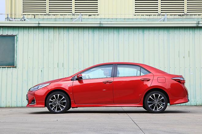 Bảng giá xe Toyota Corolla Altis lăn bánh tháng 11/2020 - 6
