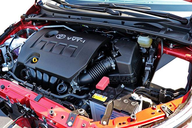 Bảng giá xe Toyota Corolla Altis lăn bánh tháng 11/2020 - 10