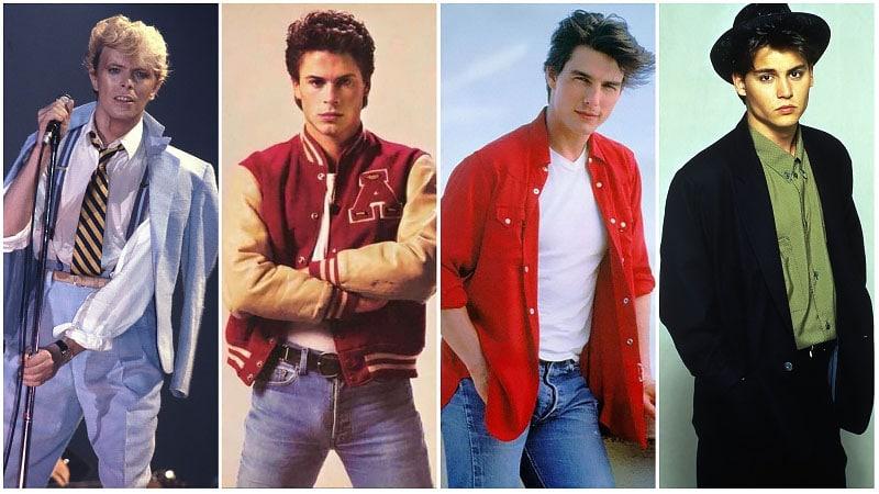Mẹo mix đồ chuẩn thập niên 80 cho các chàng trai ưa style hoài cổ - hình ảnh 8