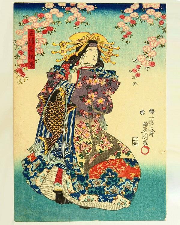 Thời trang Nhật Bản và những bước tiến tiên phong đổi mới - hình ảnh 2