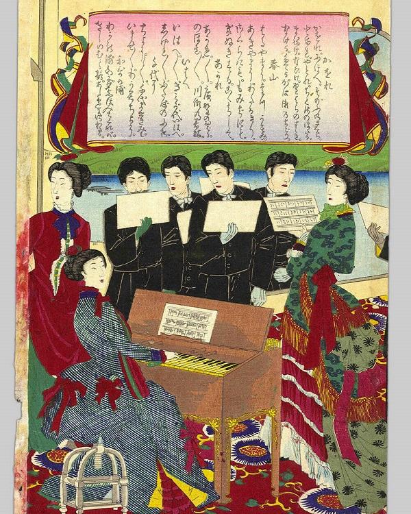 Thời trang Nhật Bản và những bước tiến tiên phong đổi mới - hình ảnh 3