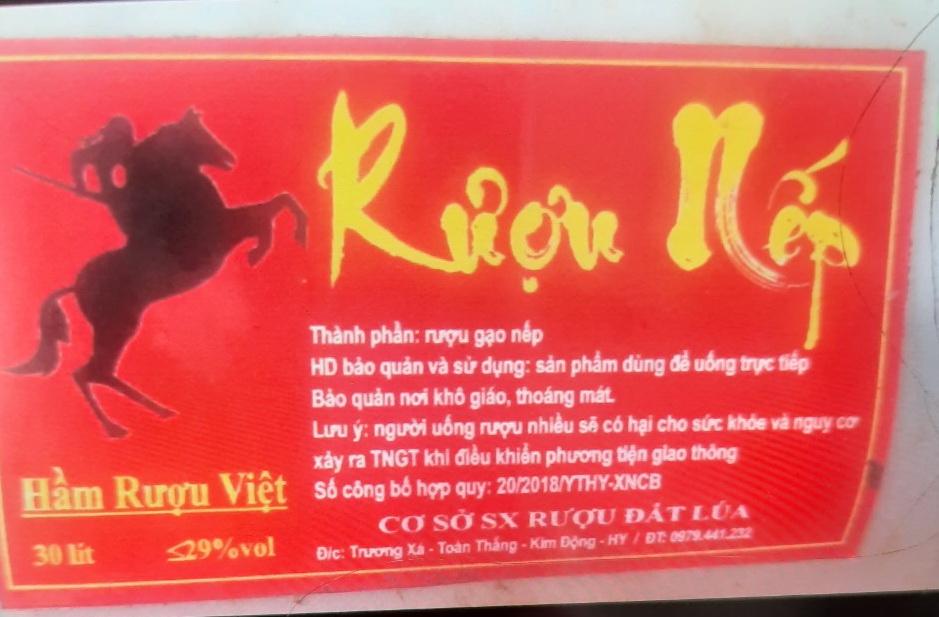 Thu hồi ngay Rượu nếp, Hầm Rượu Việt khiến 1 người tử vong, 6 người ngộ độc - hình ảnh 1