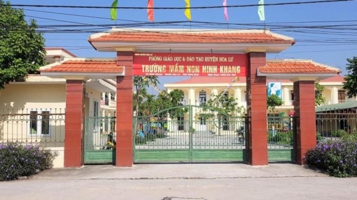 Vụ 2 giáo viên nghi bạo hành bé 15 tháng: Sở GD&ĐT Ninh Bình lên tiếng - hình ảnh 1