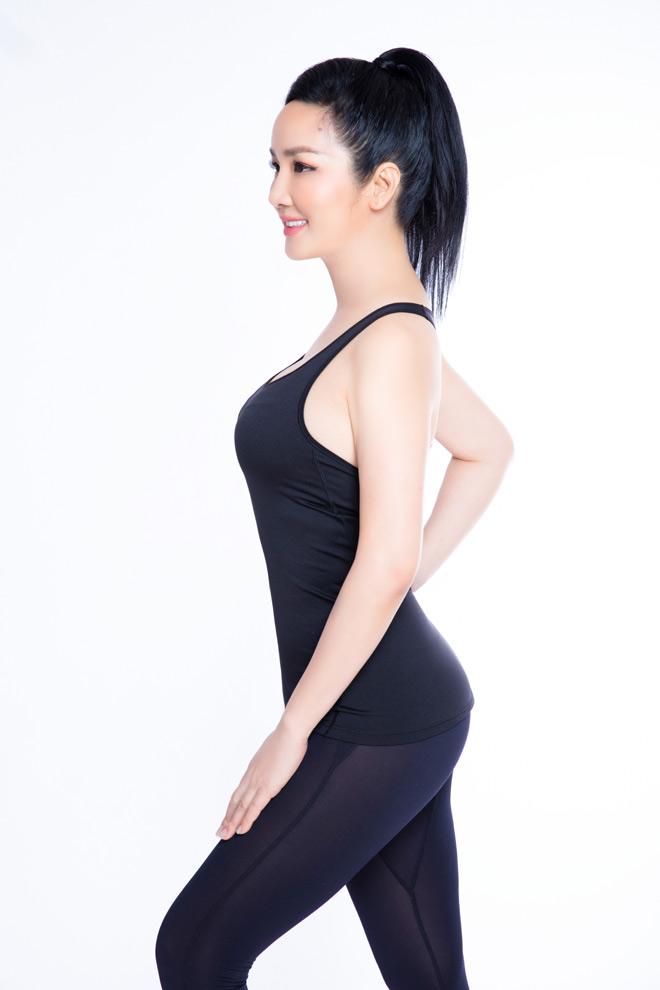 Hoa hậu Giáng My khoe thân hình gợi cảm hút mọi chú ý - 8
