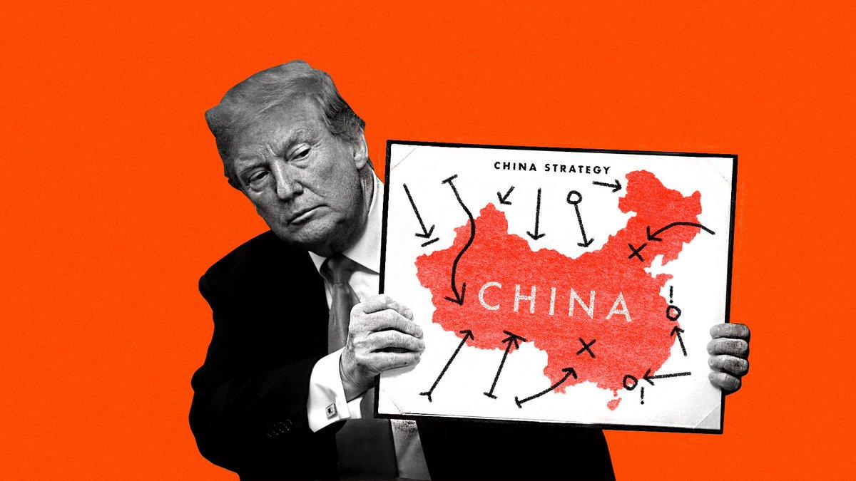"""Lộ kế hoạch chống TQ """"thay đổi trật tự thế giới"""" của chính quyền ông Trump"""