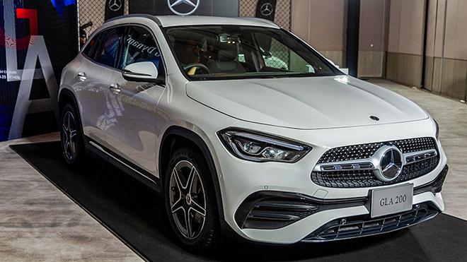 Mercedes-Benz GLA thế hệ mới ra mắt, giá 1,8 tỷ đồng - 1