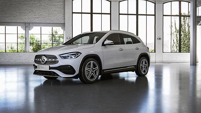Mercedes-Benz GLA thế hệ mới ra mắt, giá 1,8 tỷ đồng - 14