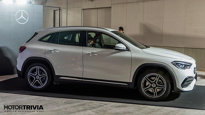 Mercedes-Benz GLA thế hệ mới ra mắt, giá 1,8 tỷ đồng - 2