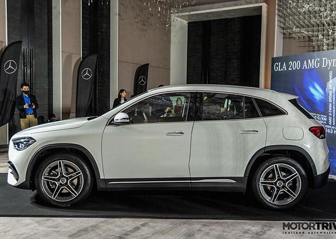 Mercedes-Benz GLA thế hệ mới ra mắt, giá 1,8 tỷ đồng - 3