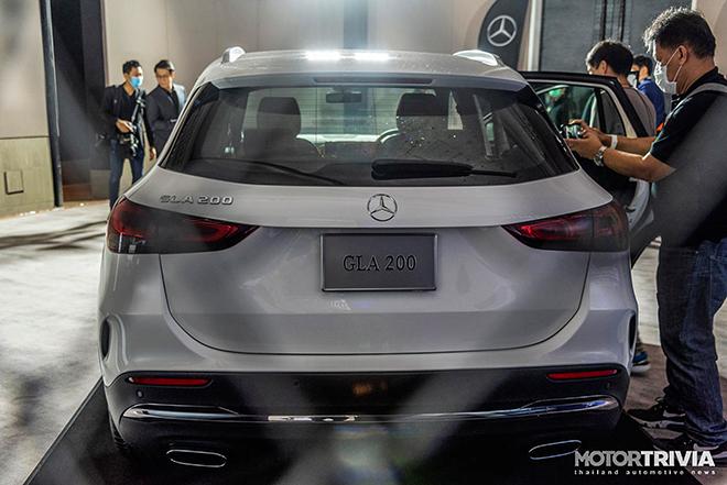 Mercedes-Benz GLA thế hệ mới ra mắt, giá 1,8 tỷ đồng - 6