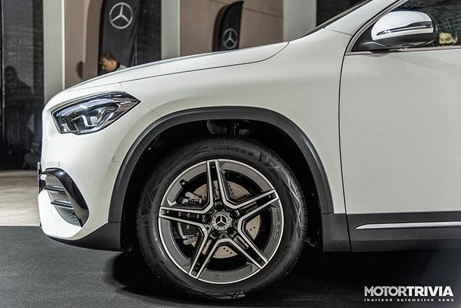 Mercedes-Benz GLA thế hệ mới ra mắt, giá 1,8 tỷ đồng - 8
