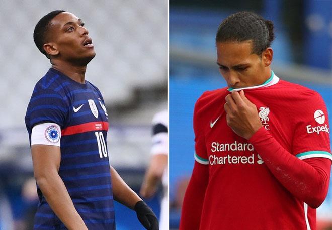 """Ngoại hạng Anh tan nát: Hơn 100 sao """"nằm viện"""", MU - Liverpool thảm nhất - 1"""