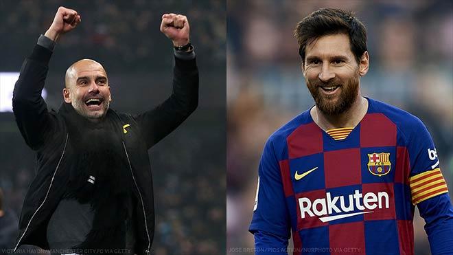 Man City giữ Guardiola: Fan dự đoán Messi sắp đến, Ngoại hạng Anh phải run - 2
