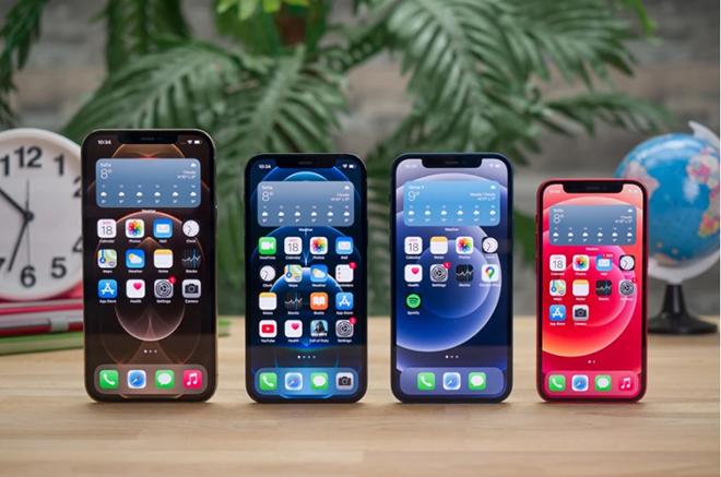 iPhone 13 sẽ lại phân cấp màn hình như iPhone 12 vì lý do này? - 1