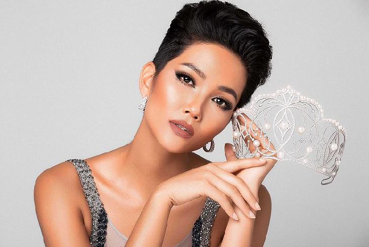 Ngây ngất nhan sắc của người đẹp tóc ngắn nhất Hoa hậu Việt Nam 2020 - hình ảnh 9