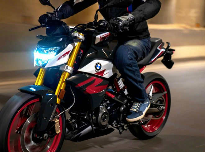2021 BMW Motorrad G310R: Xế chồm lỡ cuốn hút dân tập chơi - 2