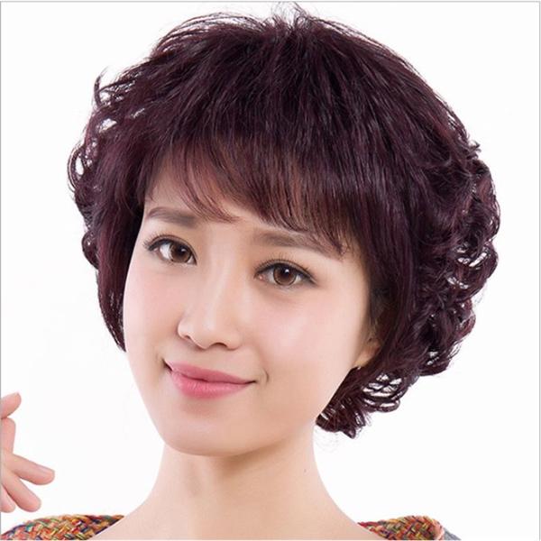 25 kiểu tóc ngắn uốn đẹp phù hợp với mọi gương mặt hot nhất hiện nay - 10