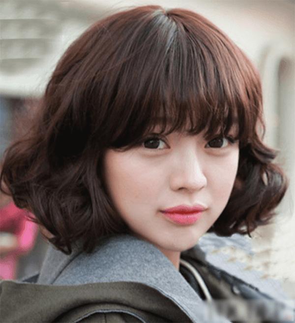 25 kiểu tóc ngắn uốn đẹp phù hợp với mọi gương mặt hot nhất hiện nay - 23