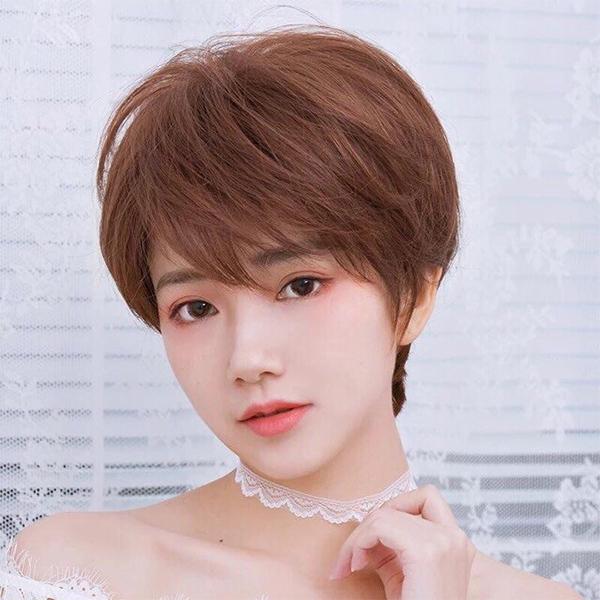 25 kiểu tóc ngắn uốn đẹp phù hợp với mọi gương mặt hot nhất hiện nay - hình ảnh 25