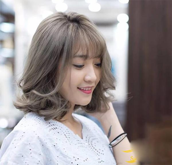 25 kiểu tóc ngắn uốn đẹp phù hợp với mọi gương mặt hot nhất hiện nay - 4