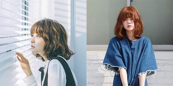 25 kiểu tóc ngắn uốn đẹp phù hợp với mọi gương mặt hot nhất hiện nay - hình ảnh 6