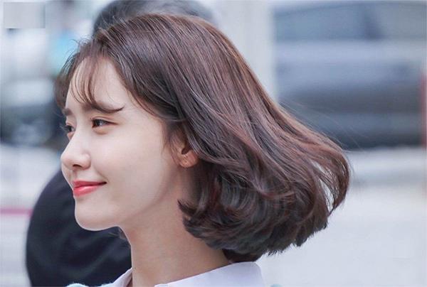 25 kiểu tóc ngắn uốn đẹp phù hợp với mọi gương mặt hot nhất hiện nay - 7