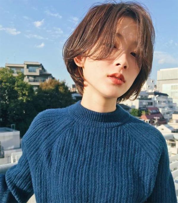 25 kiểu tóc ngắn uốn đẹp phù hợp với mọi gương mặt hot nhất hiện nay - 8