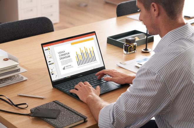 """Asus trình làng laptop 13.3"""" và 14"""" mỏng nhất thế giới - 3"""