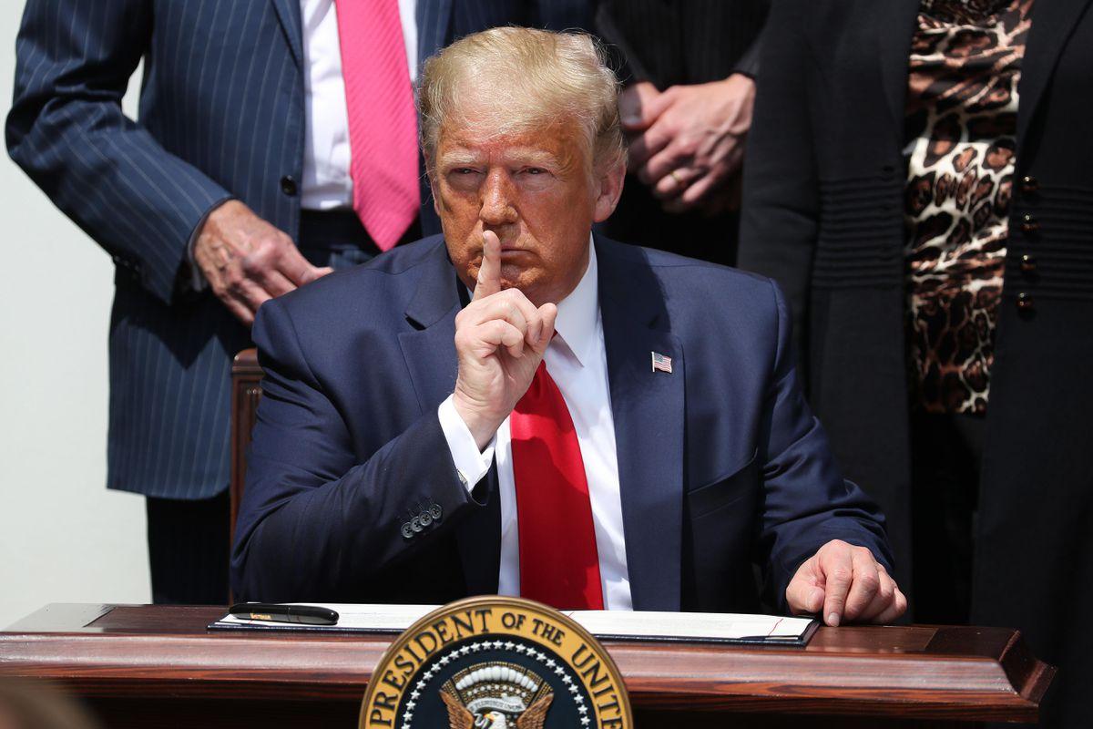 Cáo buộc gian lận bầu cử Mỹ: Không ai dám cười ông Trump nữa? - 1