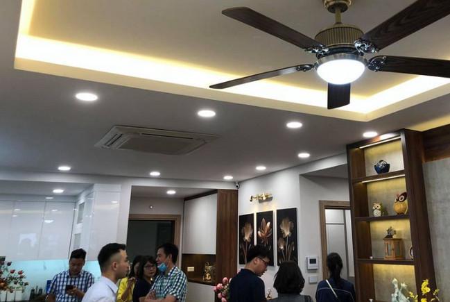 """Chung cư ven đô Hà Nội bất ngờ """"đắt như vàng"""" - 2"""
