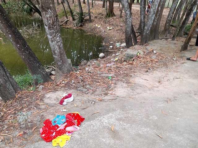 2 bé gái 3 tuổi tử vong thương tâm - hình ảnh 1