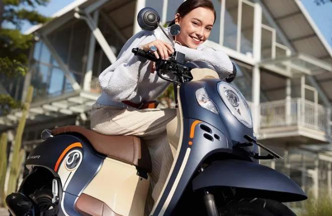 Honda SH350i và những mẫu xe máy cực hot vừa ra mắt - 3
