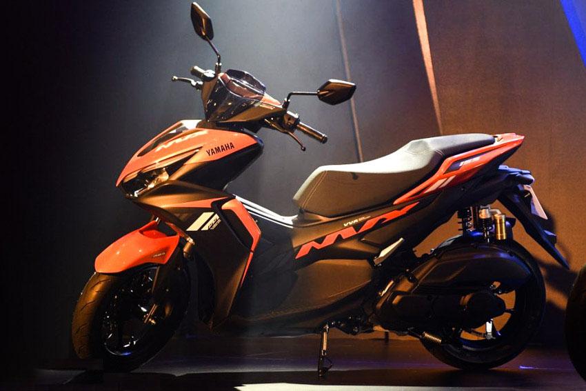 Honda SH350i và những mẫu xe máy cực hot vừa ra mắt - 1