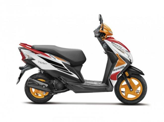 Phát thèm Honda Dio Repsol Edition giá chưa tới 22 triệu đồng - 2