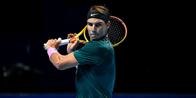 Nadal buồn vì không có khán giả - bản tin khiến nhiều người nuối tiếc