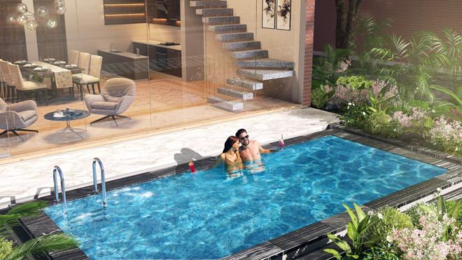 """Giải mã """"cơn sốt"""" căn hộ nghỉ dưỡng ở Vedana Resort Ninh Bình - 2"""