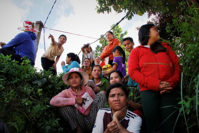CLIP: Kinh hoàng cảnh tượng tan hoang tại Phước Thành sau 3 tuần cô lập - 3