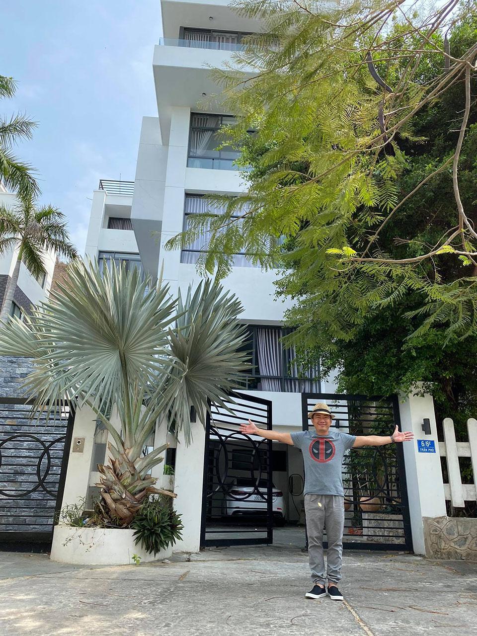 Nam diễn viên lấy vợ đại gia đất Vũng Tàu, sở hữu nhà 7 tầng trị giá 2 triệu đô là ai - anh 4