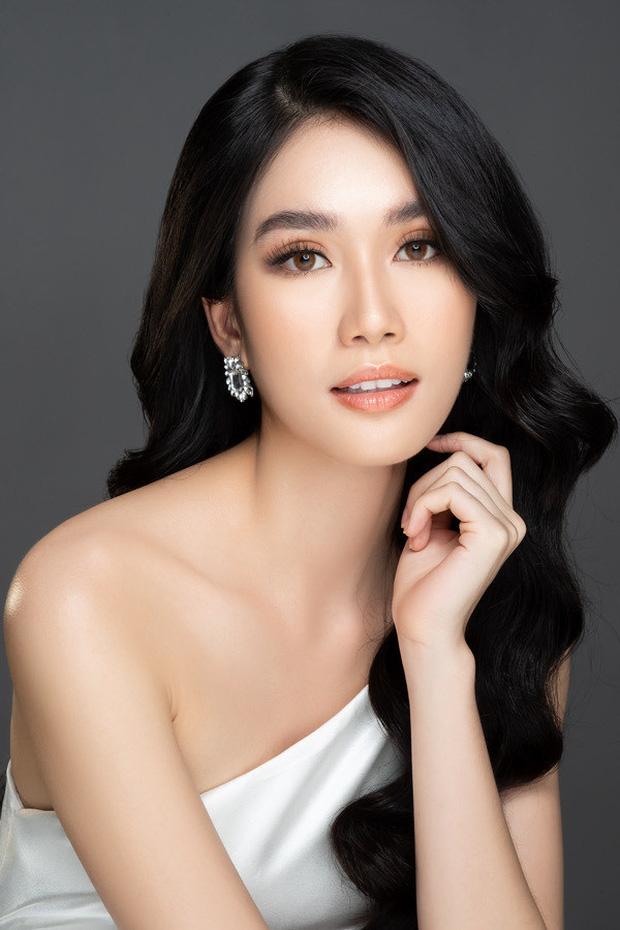 """Nhan sắc thật, mặt mộc """"thách thức camera thường"""" của Top 3 Hoa Hậu Việt Nam 2020 - hình ảnh 6"""